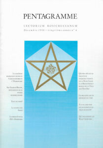Revue Pentagramme 1998 numéro 6