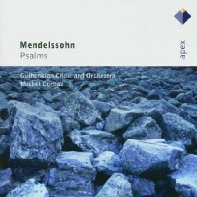 CORBOZ/GULBENKIAN CHOIR&ORCHESTRA - PSALMEN 42,95,98,114,115 2CD NEU BARTHOLDY