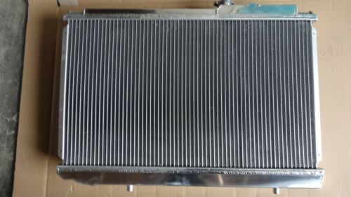 2Row New Aluminum Radiator For 1986-1993 Toyota Supra 3.0 L6