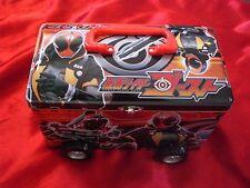 Kamen Raider Ghost Tin Case with Wheels