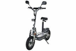 e scooter 2000w vision x2 grau elektro roller scooter. Black Bedroom Furniture Sets. Home Design Ideas