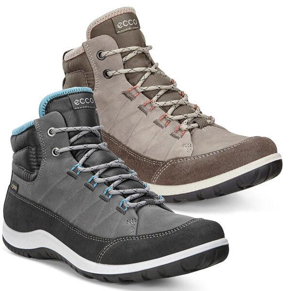 Ecco Aspina MID Ladies   zapatos  Damen Outdoor Gore-Tex   zapatos  838513 Xpedition dc5712