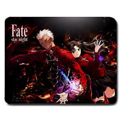 Anime Fate//stay night Tohsaka Rin Cosplay Mouse Pad Mat Mice Keyboard Archer