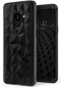 Ringke PRISM Samsung Galaxy S9 caso 3D Vogue Diseño AIR Patrón De Diamante Perla