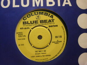 CINDY-STARR-amp-THE-MOPEDS-The-Way-I-Do-1968-COLUMBIA-BLUE-BEAT-PROMO-COPY