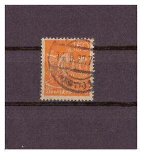 Deutsches-Reich-MiNr-169-used-geprueft-Echt-Infla-Berlin