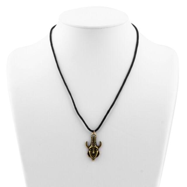 Supernatural Jensen Ackles Dean Winchester Protection Amulet evil necklace FO