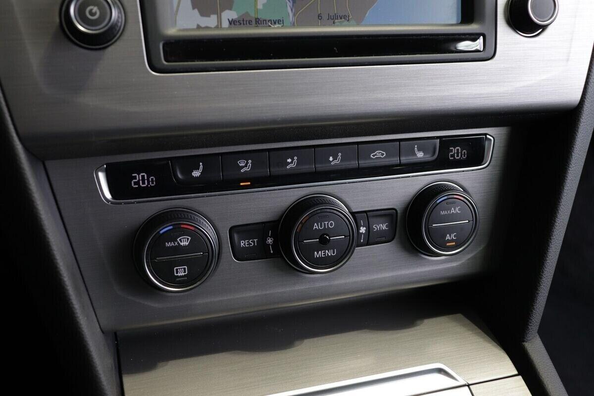VW Passat 1,6 TDi 120 BlueMotion Variant
