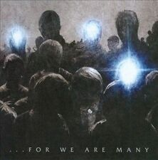 For We Are Many by All That Remains (CD, Oct-2010, Prosthetic)