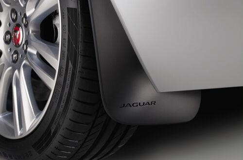 GENUINE JAGUAR XE FRONT SPLASH GUARDS MUDFLAPS T4N7512 Non S /& R-Sport