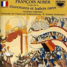 Auber / Gothenburg O - Overtures: L'enfant Prodigue / Vendome en Espagne [New CD