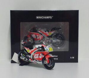 MINICHAMPS-CAL-CRUTCHLOW-1-18-35-HONDA-RC213V-WINNER-CZECH-GP-MOTOGP-2016-NEW