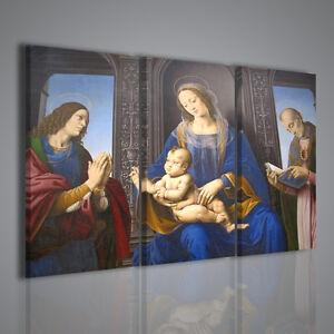 Gemaelde-Moderne-Lorenzo-Di-Credi-Bild-Modern-120x90cm-Einrichtung-Modern