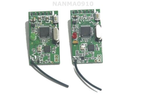 2.4GHz Wireless Transmission Analog Audio Transmitter /& Receiver Module 24bitAD
