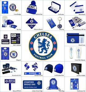 Image is loading Chelsea-FC-Football-Club -English-Premiership-License-Official- a97cf1117