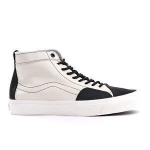 Vans-Shoes-TH-SK8-SKOOL-LX-BLACK-MARSHMALLOW-US-SIZE-Skateboard-Sneakers