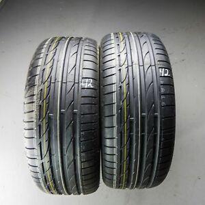 2x-Bridgestone-Potenza-s001-Mo-245-40-r18-100-W-Dot-0718-Nouveau-Pneus-D-039-ete