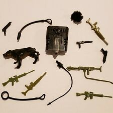Collection Lot of 1985 G.I YOU PICK JOE COBRA ARAH GUNS//WEAPONS ETC..