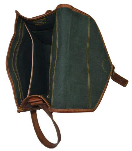 Genuine Leather Handmade Bag Back Pack Rucksack Travel Bag For Men/'s and Women/'s