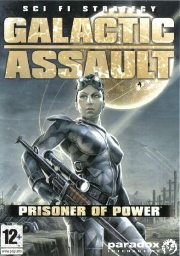 GALACTIC ASSAULT PRISONER OF POWER - PC - NEW AND SEALED