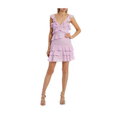 NEW Bardot Babylon Dress Lilac