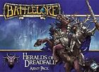 Fantasy Flight Games Battlelore Heralds of Dreadfall Expansion Pack