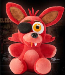 FNAF-Sanshee-Plushie-Five-Nights-at-Freddy-039-s-Toy-6-034-Plush-Red-Foxy-Kid-Doll-Xmas