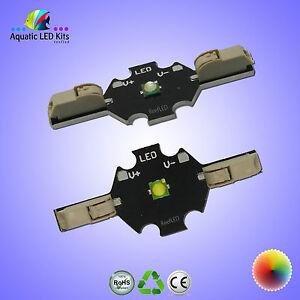 1x-5x-10x-3W-High-Power-LED-Solderless-PCB-Aquarium-Diy-Kits-Full-Spectrum