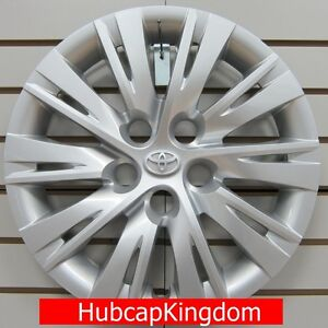 2012-2014-TOYOTA-CAMRY-16-034-Hubcap-Wheelcover-Factory-Original-OEM-42602-06091