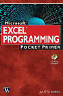Microsoft Excel Programming: Pocket Primer by Julitta Korol (Mixed media product, 2015)