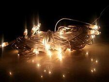 (Set of 6) 14Ft Premium Quality White Rice lights Diwali Home decoration Light
