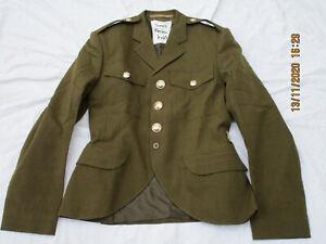Jacket-Man-S-No-2-Dress-Army-Scottish-Pattern-Kosb-Uniform-Gr-176-100-84