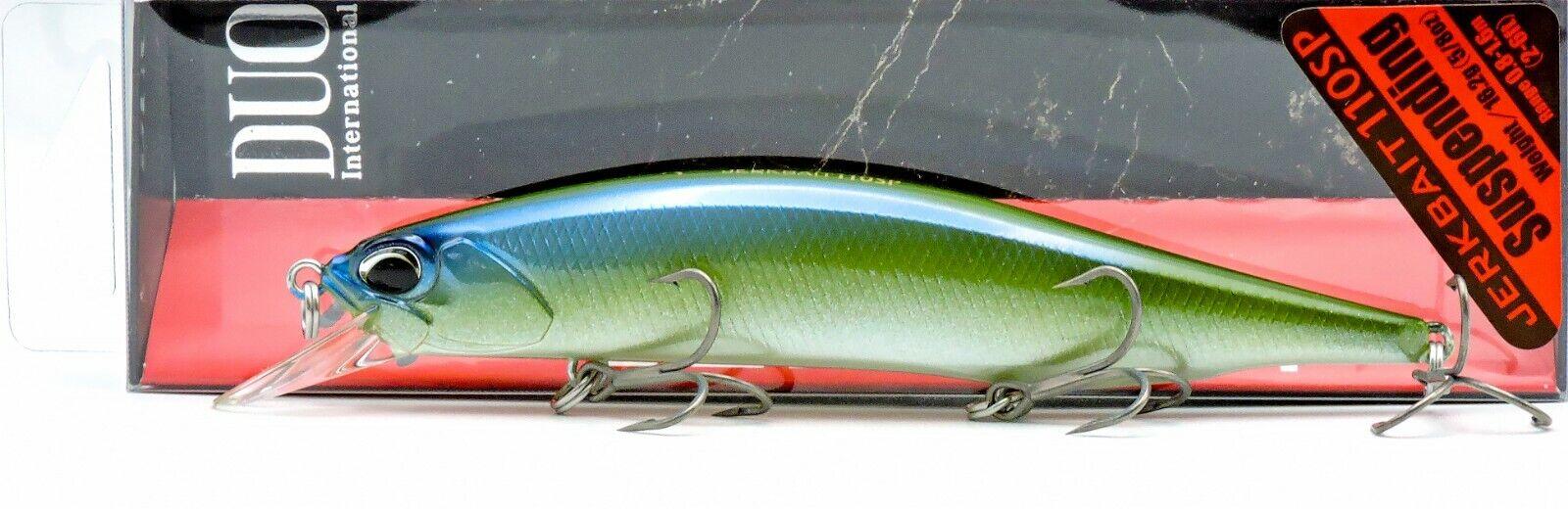 DUO Realis Jerkbait 110SP A Mart Shimmer 110mm Suspending Jerkbait Bass 110
