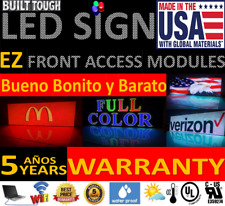 Led Sign Outdoor Rgb Dip Full Color Two Sided Digital Sign 19x25 Us Factory