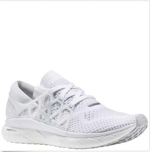 Reebok Floatride Run Ultk Men's Shoes WhiteSteelCoal Width: med Sz 13 BS9866