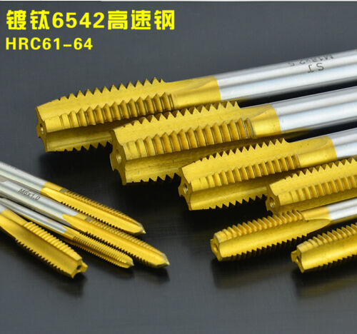 M12 M12×1.75 Super hard //coated tap machine tap//  for stainless steel machin 1pc