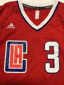 ea20b3853 NBA Los Angeles Clippers Chris Paul  3 Men s Replica Jersey