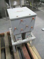 Fpe Cornell Dubilier Capacitor Bank Ica2070f33l 70kvar 480v 3ph 60hz Used