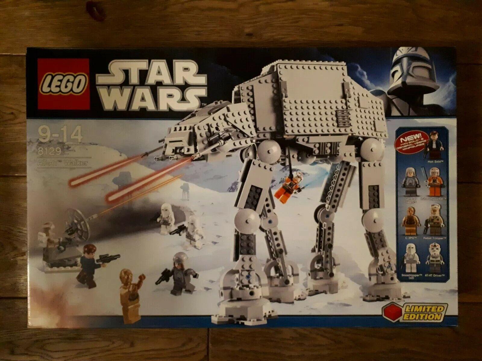 LEGO Star Wars 8129 AT-AT Walker BNSIB