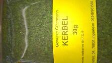 Kerbel 30g -OHNE ZUSATZSTOFFE- Gewürze Gütermann