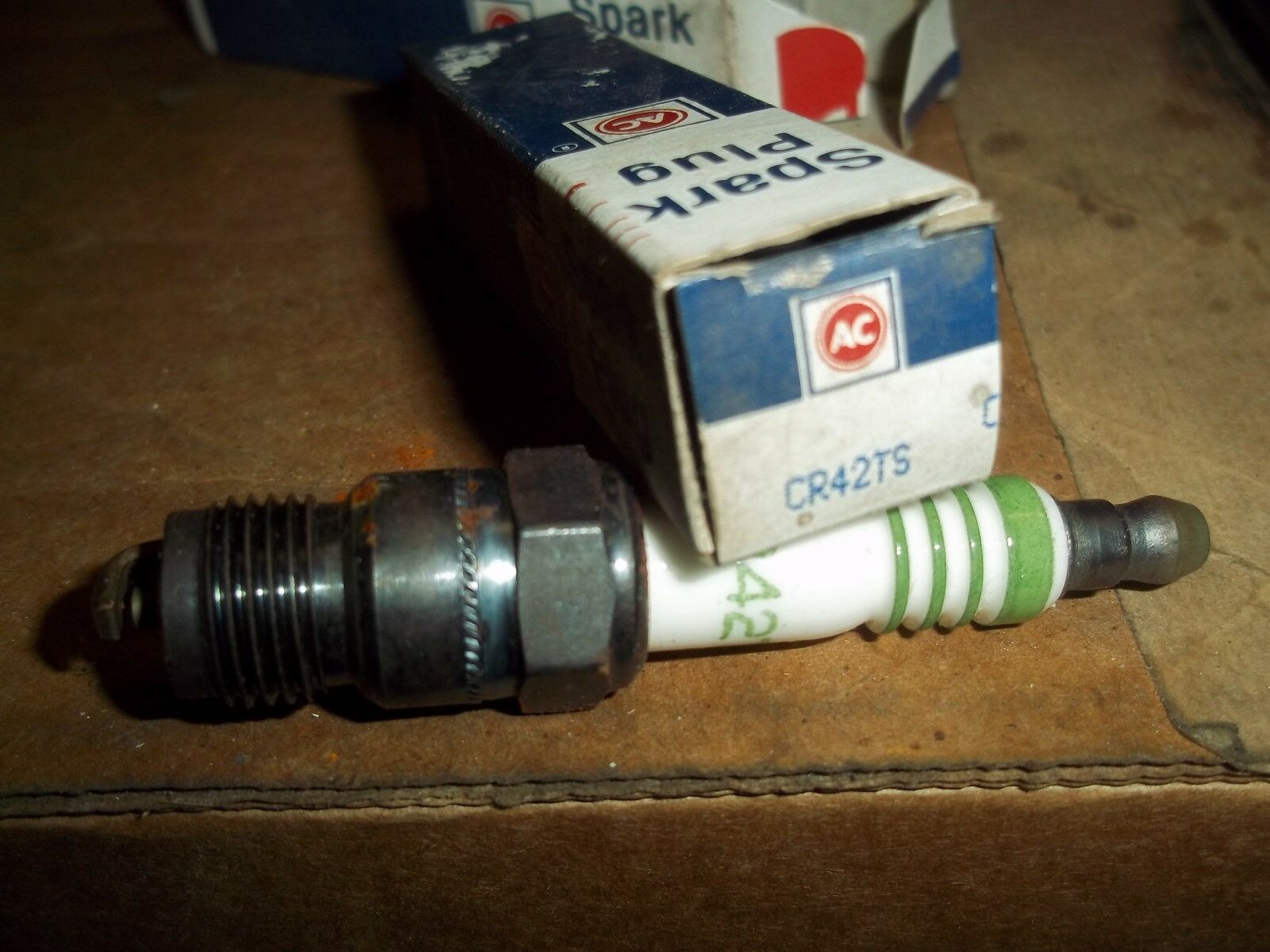 Spark Plug-Conventional ACDelco Pro CR42TS