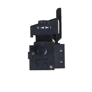 Taladro-electrico-AC250V-6A-interruptor-de-gatillo-pulsador-FES