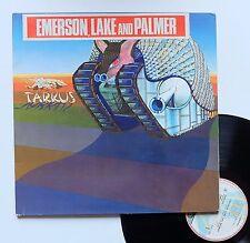 """Vinyle 33T Emerson, Lake & Palmer  """"Tarkus"""""""