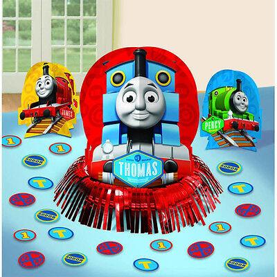 23pc Thomas the Tank Birthday Party Table Centerpiece Decoration Kit