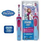 Braun Oral-B fases VITALIDAD Infantil Disney Frozen Cepillo dE dientes eléctrico