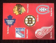 CANADA POST ORIGINAL 6 PERMANENT STAMP SET!  BEAUTIFUL!!