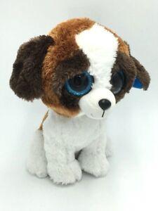 d8db4b09639 Ty Beanie Boo Duke St Bernard Plush Puppy Dog Medium 9