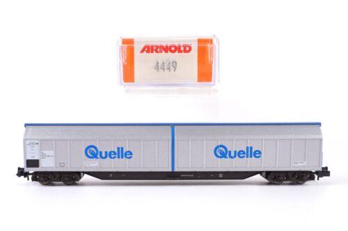 """Arnold N 4449 K DB agglomération-schiebewand voiture Habis Source-Neuf/"""" 6479"""
