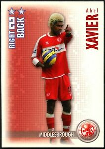 Abel-Xavier-Middlesbrough-Shoot-Out-2006-7-Magic-Box-Football-Trade-Card-C1304