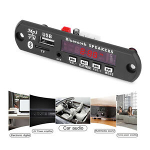 Drahtlose Bluetooth 5 V Mp3 Wma Decoder Board Audio Modul Usb Tf Radio Für Auto Zubehör Mp3 Decoder Board Unterhaltungselektronik Hifi-geräte